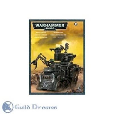 Warhammer 40.000: Karro de Guerra Ork