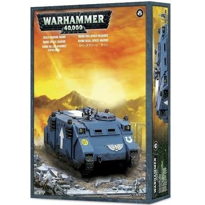 Warhammer 40000: Rhino de los Marines Espaciales