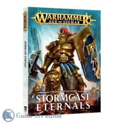 Warhammer Age of Sigmar - Battletome Stormcast Eternals