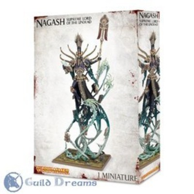 Warhammer: Nagash Supreme Lord of the Undead