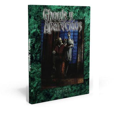 Vampiro: La Mascarada Ed. 20° Aniversario - Ghouls y Aparecidos