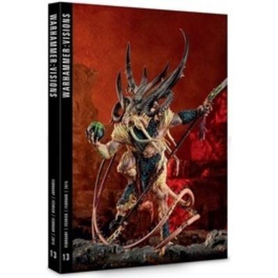 Warhammer: Visions N°13 - Febrero 2015