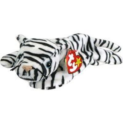 Peluche de Tigre Blanco