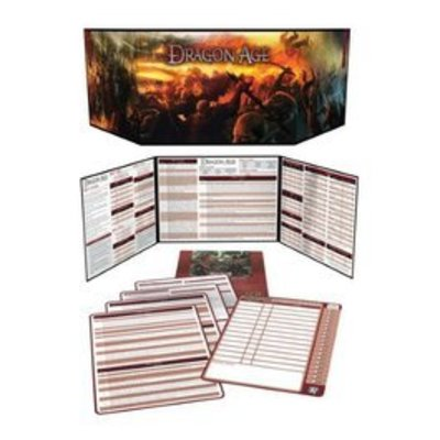 Dragon Age Screen - Game Master Kit Revised