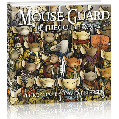 Mouse Guard - El Juego de Rol