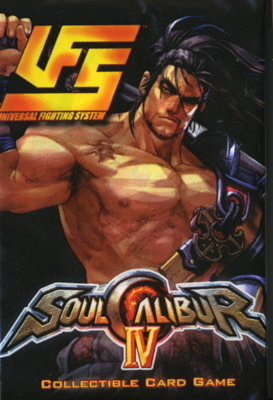 Soul Calibur IV Booster