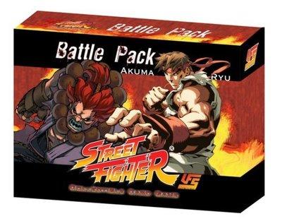 Street Fighter Akuma vs Ryu Battle Pack