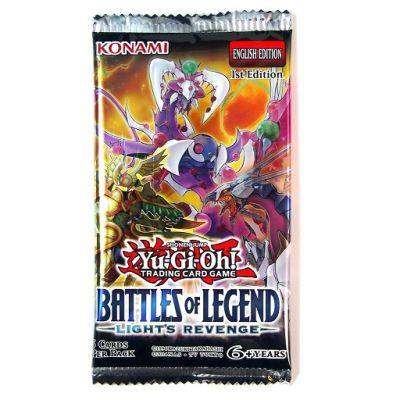 Battles of Legend: Light's Revenge - Booster