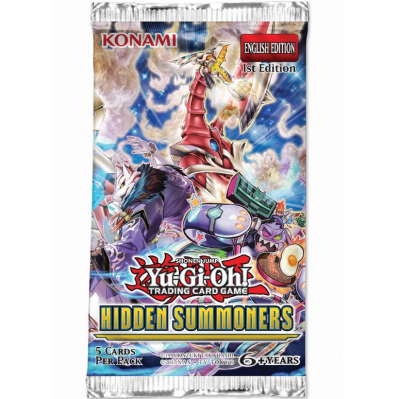 Hidden Summoners - Booster
