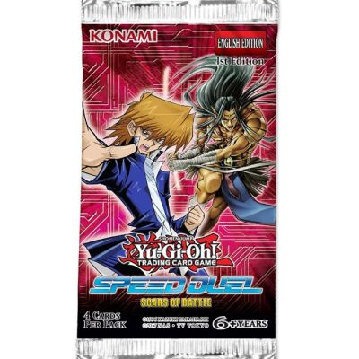 Speed Duel Scars of Battle - Booster