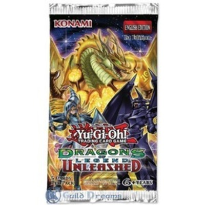 Dragons of Legend Unleashed - Booster