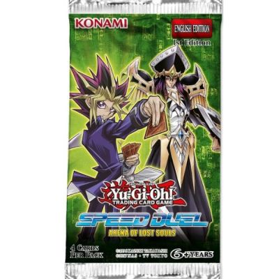 Speed Duel Arena of Lost Souls - Booster