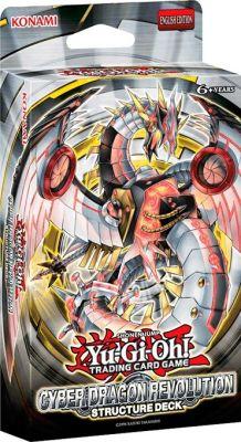 Cyber Dragon Revolution - Structure Deck