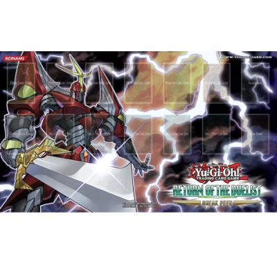 Playmat YGO Heroic Champion Excalibur