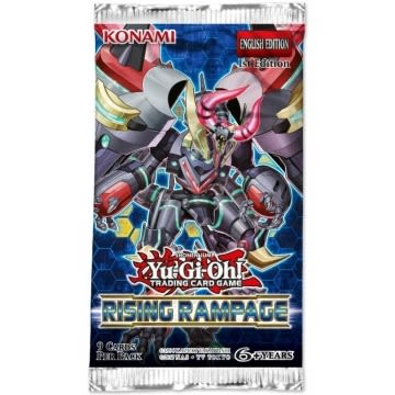 Rising Rampage - Booster