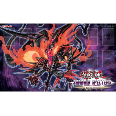 Playmat Yu-Gi-Oh! - Number C96 Dark Storm
