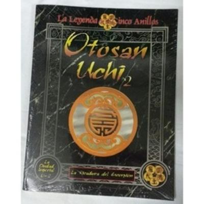La Leyenda de los Cinco Anillos: Otosan Uchi 2 La Picadura del Escorpión