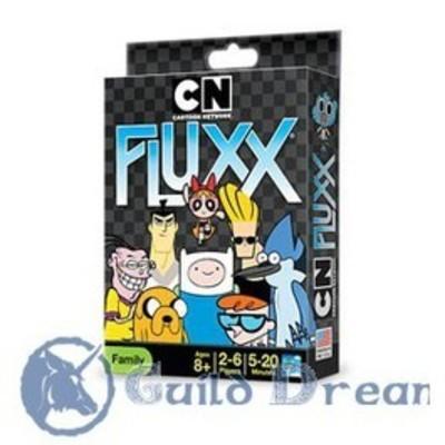 Fluxx Cartoon Network