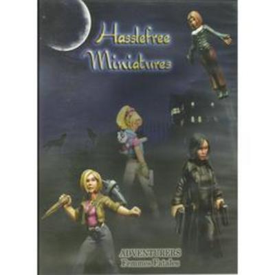 Adventures Femmes Fatales - Hasslefree Miniatures