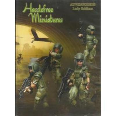 Adventures Lady Soldiers - Hasslefree Miniatures