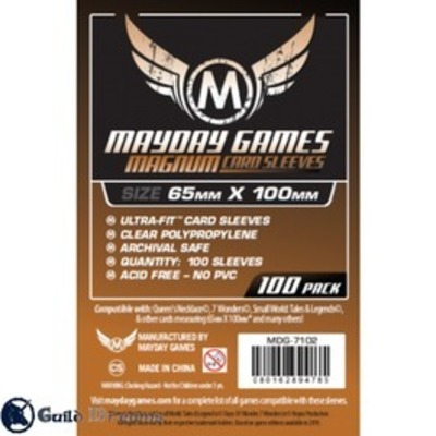 Protector Mayday Games Magnum x 100 (65 x 100mm.)