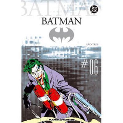 Batman N° 06 - Año Tres