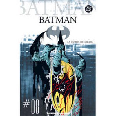 Batman N° 08 - La Espada de Azrael