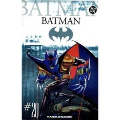 Batman N° 20 - Lazos de Sangre