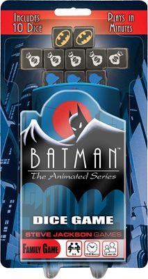 Batman Dice Game