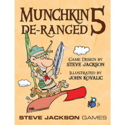 Munchkin 5 - De-Ranged