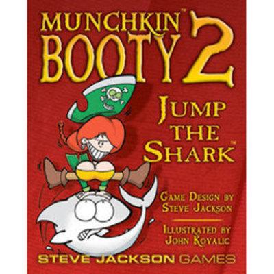 Munchkin Booty 2 - Jump the Shark