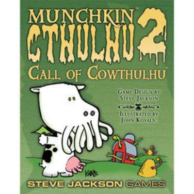 Munchkin Cthulhu 2 - Call of Cowthulhu
