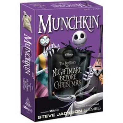 Munchkin Tim Burton's The Nightmare Before Christmas