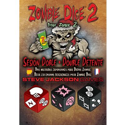 Dados Zombie 2: Sesión Doble Expansión