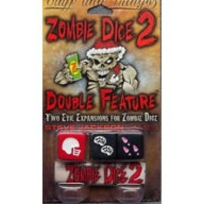 Zombie Dice 2: Double Feature Expansion