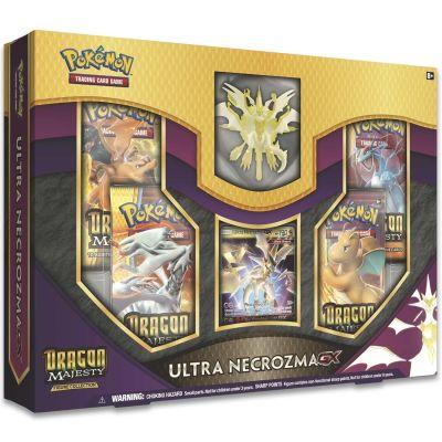 Dragon Majesty Figure Collection - Ultra Necrozma