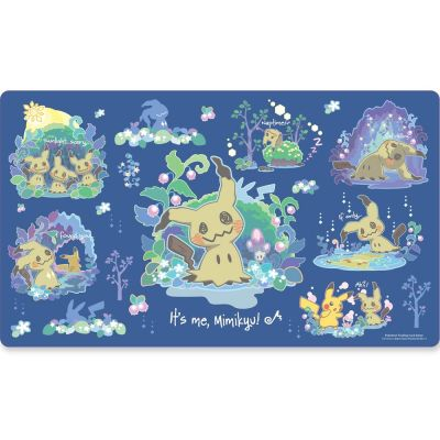 Playmat Pokémon - Mimikyu Day by Day