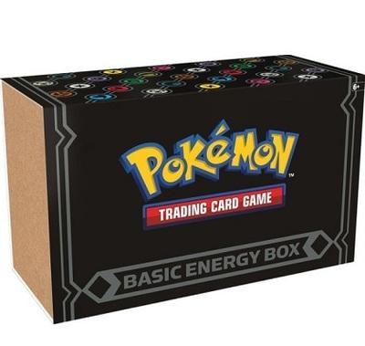 Pokémon Caja Energía Básica