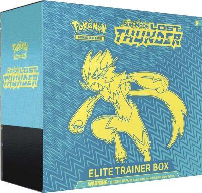 Sun & Moon Lost Thunder - Elite Trainer