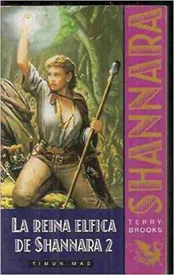 La Reina Elfica de Shannara
