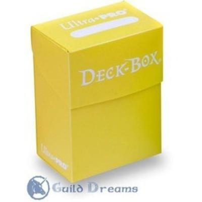 Caja Porta Mazo Amarilla