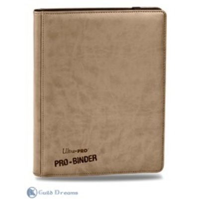 Carpeta 9 Bolsillos Premium Pro Binder - Blanco - 20 Hojas