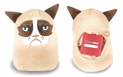 Porta Mazo Plush Grumpy Cat