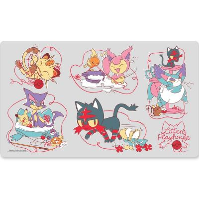 Playmat Pokémon - Litten's Playhouse