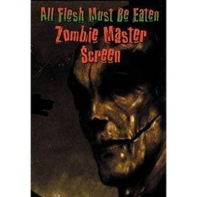 All Flesh Must Be Eaten Zombie Masters Screen