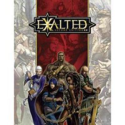 Exalted 2nd Edition