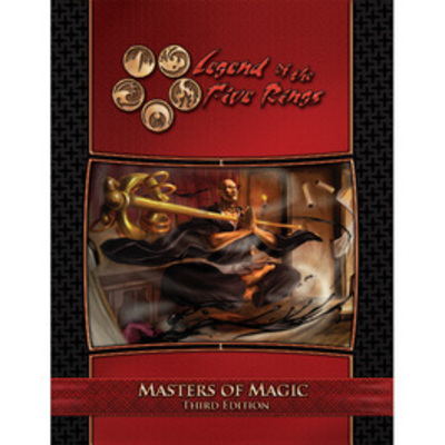 Legend of the Five Rings: Masters of Magic