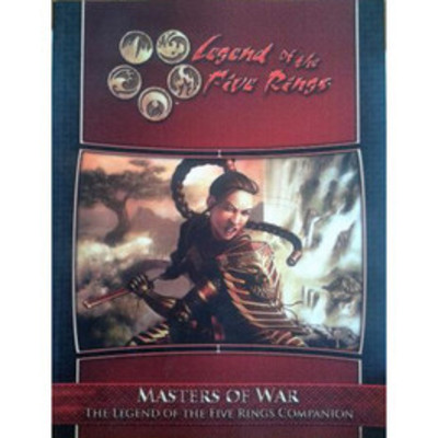 Legend of the Five: Masters of War