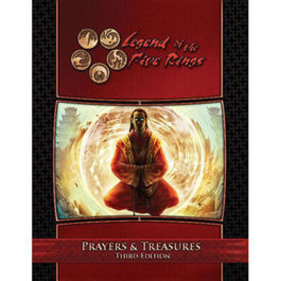 Legend of the Five Rings: Prayers and Treasures