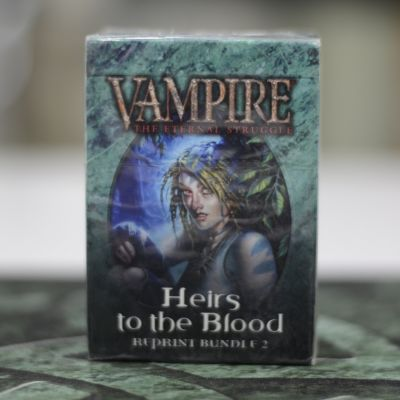 Heirs of the Blood - Bundle2